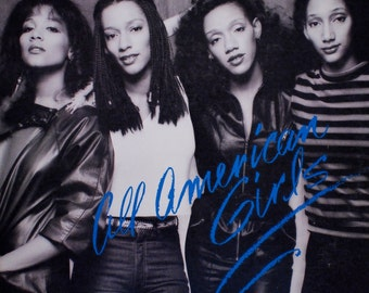 "Sister Sledge - ""All American Girls"" vinyl"