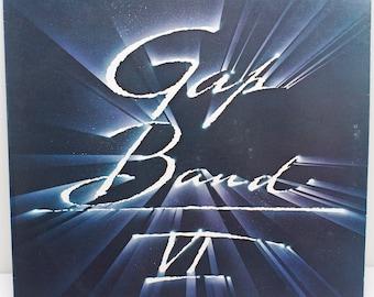 "Gap Band - ""VI"" vinyl"