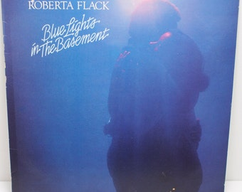 "Roberta Flack - ""Blue Lights in the Basement"" vinyl"