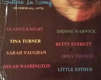 Sisters in Song 16 Original Hits vinyl