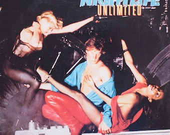 "Nightlife Unlimited - ""Nightlife Unlimited"" vinyl"