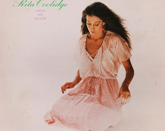 "Rita Coolidge - ""Love Me Again"" vinyl"