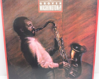 "Grover Washington Jr. - ""Anthology of Grover Washington Jr."" vinyl"