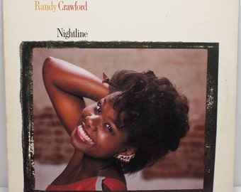 "Randy Crawford - ""Nightline"""