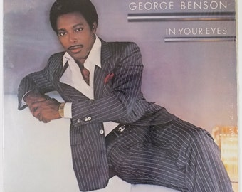 "George Benson - ""In Your Eyes"" vinyl"