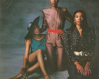 "Pointer Sisters - ""Special Things"" vinyl"
