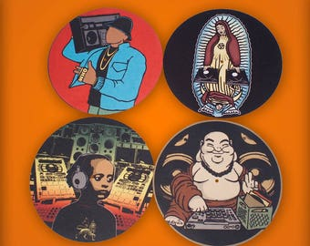 Mix & Match Slipmats