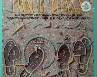 "Dance Traxx - ""Volume Two"" vinyl"