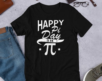 7253c19487 Happy Pi Day 3.14 Tee Shirt - Funny Mathematics Teacher Student Math Science  Geek Men Women Girl Boy Kids. DisplaceDesign. 5 out of ...