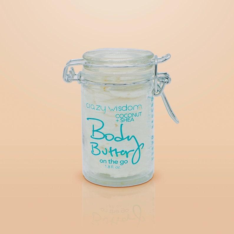 Organic Body Butter / Full body Moisturizer / Radiant skin / image 0