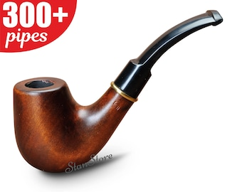 Brand New 6  Tobacco Pipe With Flying Dragon Groomsmen Gift FREE SHIPPING ! Best Man Gift