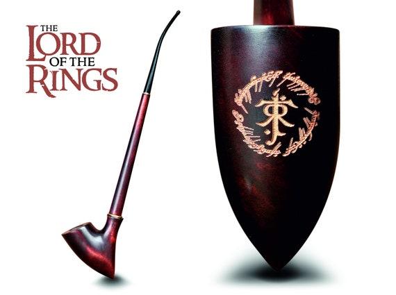 Gandalf Cosplay Tolkien Symbol Elvish Script Tobacco Pipe Lord Etsy