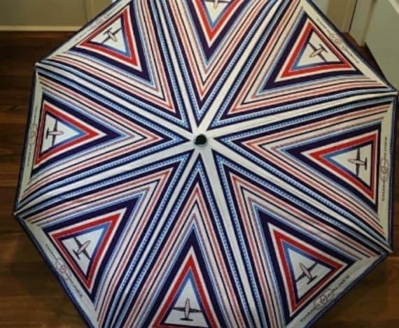 Chanel Airlines lookalike Umbrella