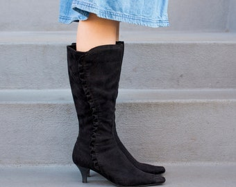 2d92e2df5b8 90s manolo blahnik tan sandals 10 41 leather thong kitten