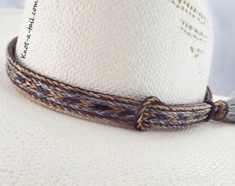 8170c6244aa Horsehair hat band
