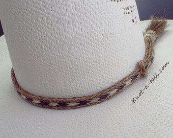 Horsehair hat band f28a0455c3a6