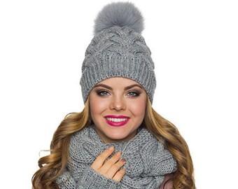 d1ec79e103a Hat scarf gloves set