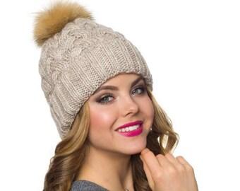 1803ae05f Pom pom hat | Etsy