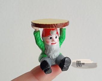Attila gnome decoration in 1:12 scale for dollshouse