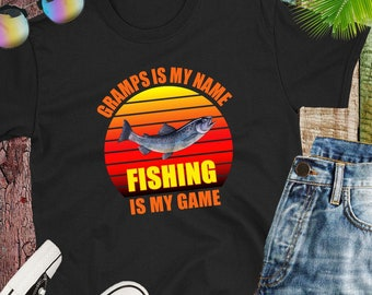 OrangePieces Reel Cool Pappy Gifts from Daughter Funny Fishing Shirt Unisex Sweatshirt