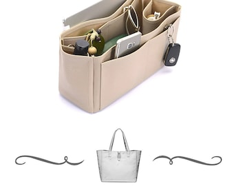 d01b6a5608 Bayswater Deluxe Leather Handbag Organizer Leather bag liner