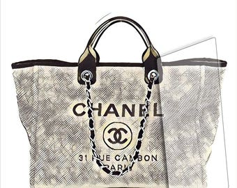 Base Shaper For Chanel Bags e8b837fa0e