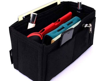 f1cd78f7fcab Bag and Purse Organizer with One Round Holder for Longchamp   Etsy