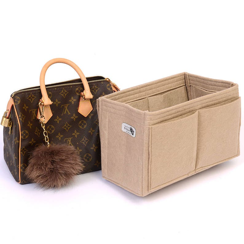 Set of Bag and Purse Organizer with One Round Holder and a  545c0fc0aebeb