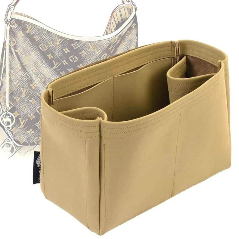 LV Delightful Regular Style Nubuck Leather Handbag Organizers  491bf27c606af