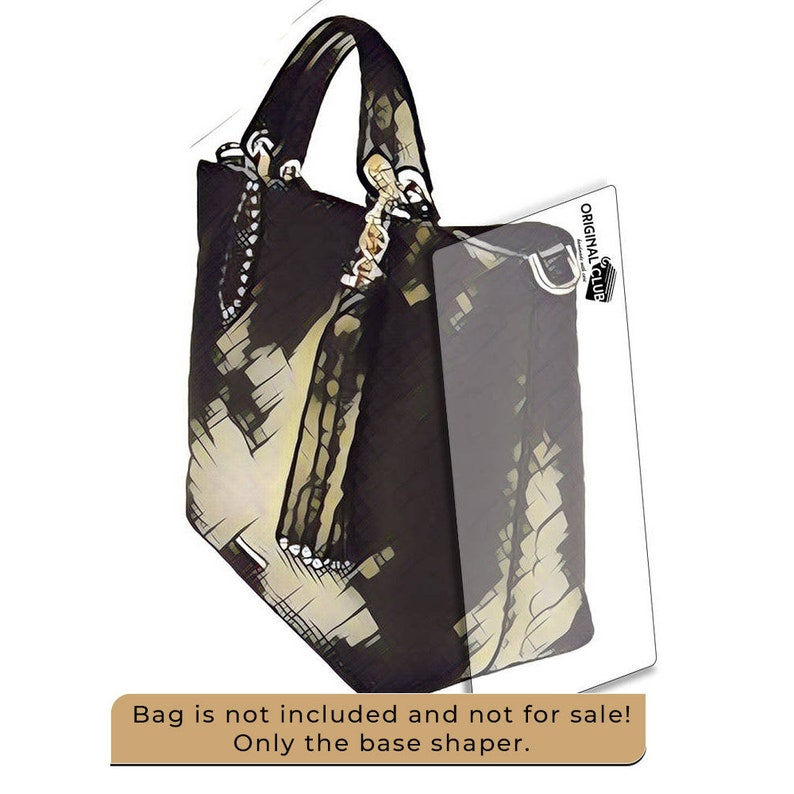 67204da5131995 Base Shaper For Michael Kors Bags Acrylic Base Shaper | Etsy
