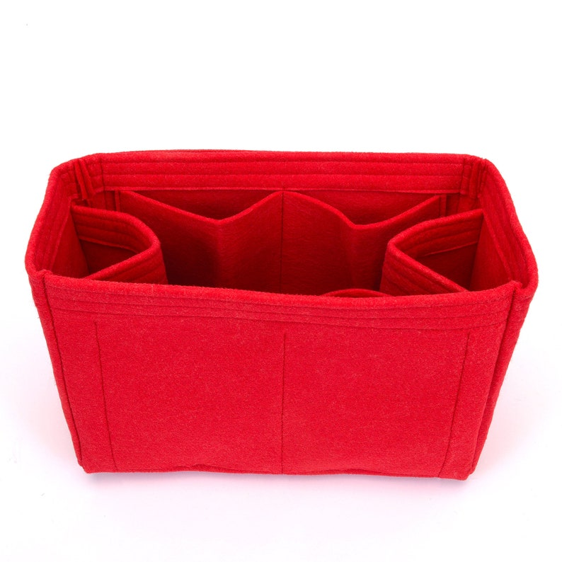 Artsy Regular Style Felt Bag and Purse Organizer  Bag Insert for Artsy MM and Artsy GM  Artsy Purse Insert