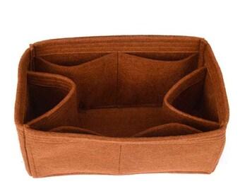 N.OÉ Regular Style Bag Organizer, Felt Purse Organizer, Bag Insert, Bag Organizer for N.OÉ (Express Shipping)