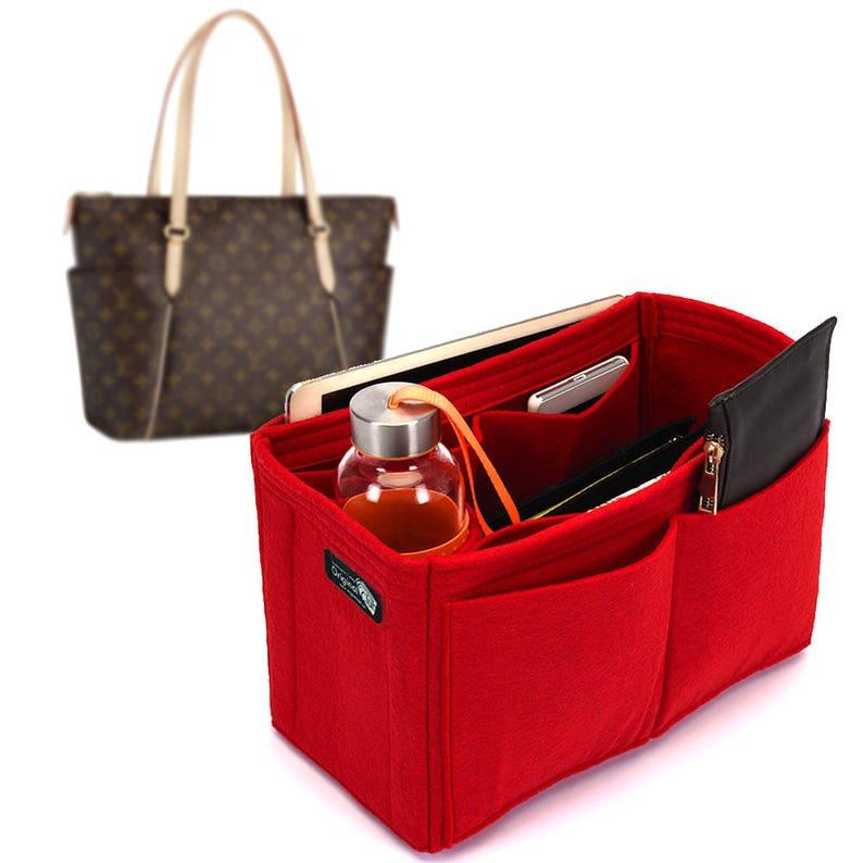bf15d1e166628 Tasche und Geldbörse Organizer mit einem runden Halter für