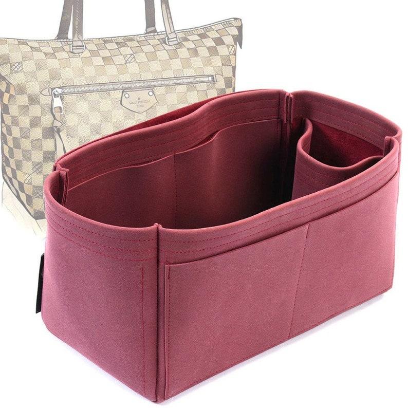 LV Iena MM Singular Style Nubuck Leather Handbag Organizer  a8be4151c405b