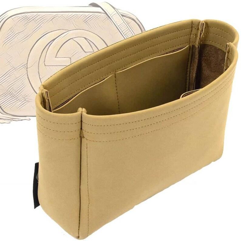 c2b52c813c67 Gucci Soho Disco Basic Style Nubuck Leather Handbag Organizer