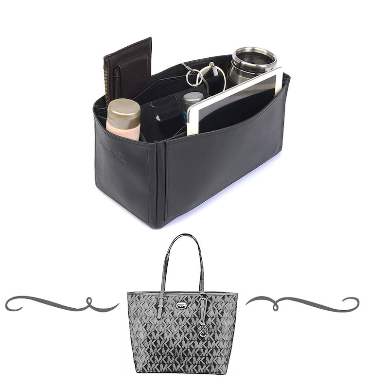 1c25589228c7 MK Jet Set Carry All Travel Large Bag Deluxe Leather Handbag | Etsy