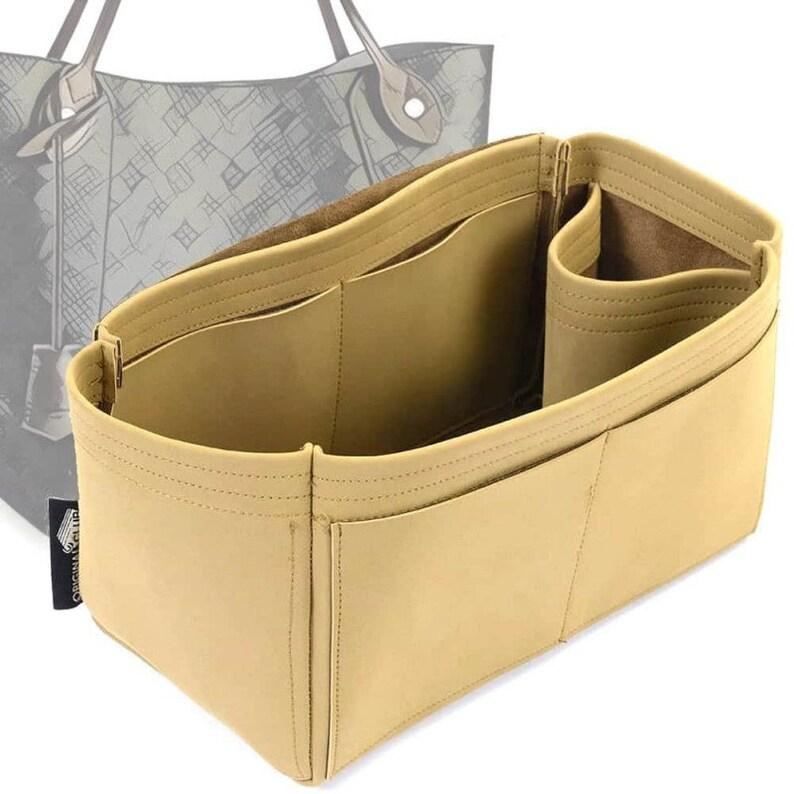 LV Hina MM Singular Style Nubuck Leather Handbag Organizer  61d101af183a1