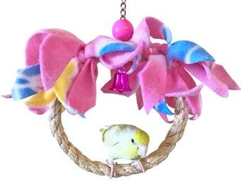 Mini Hanging Around Pretty in Pink
