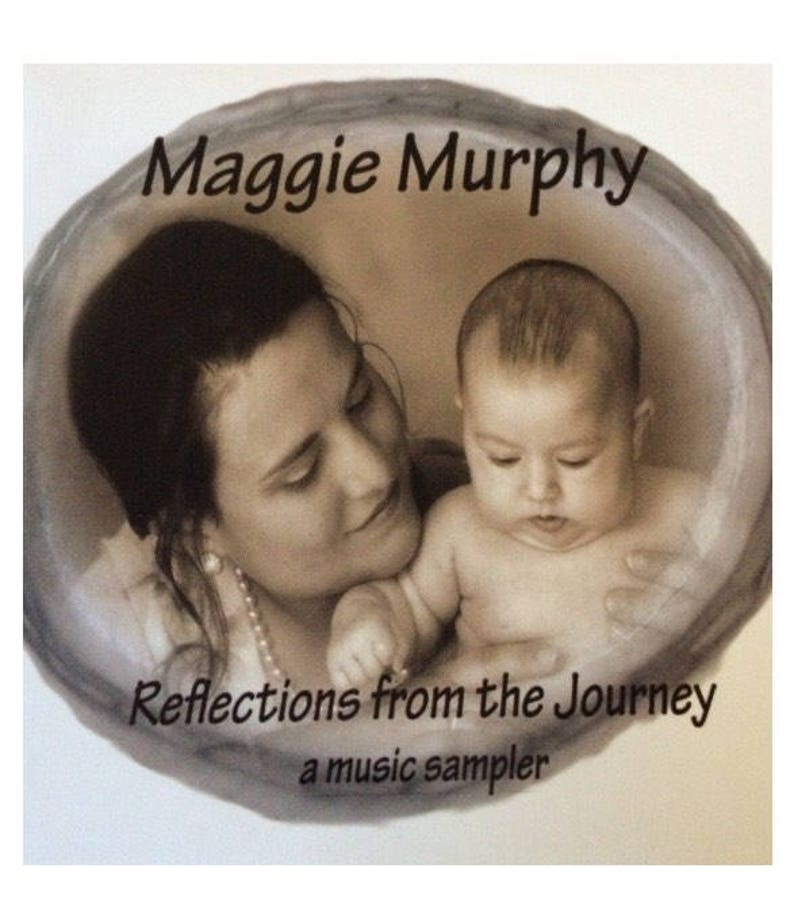 Maggie Murphy  Reflections from the Journey: A Music Sampler image 0