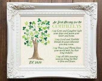Irish Wedding Poem Etsy