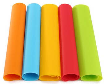 High Quality 40x30cm Silicone Mats Baking Liner Best Silicone Oven Mat Heat Insulation Pad Bakeware Kid Table Mat