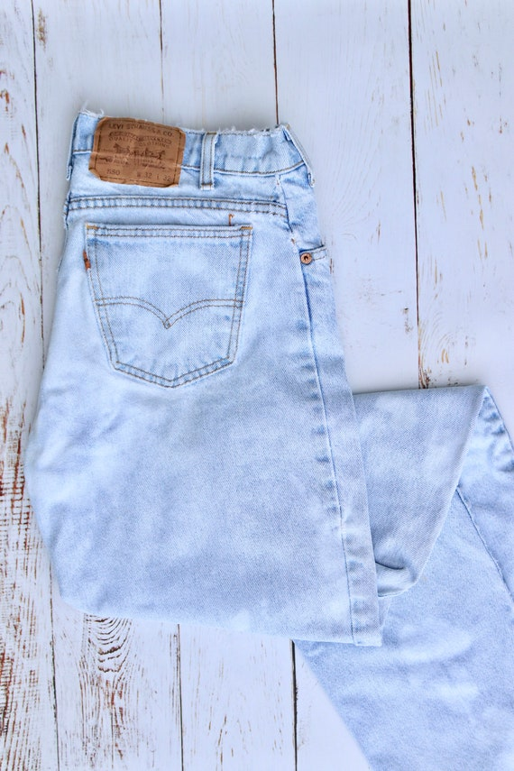 Vintage Levis 550, 32/32 Levi Strauss & Co Jeans,