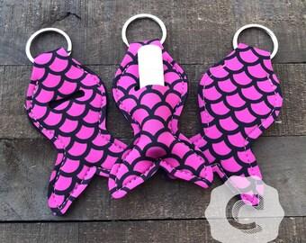 Basket Filler Sewing Set of Two Chapstick Holders Teacher Appreciation Stocking Stuffer Team Gift