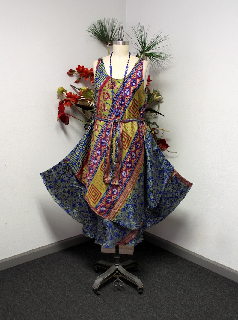 Dashing Bohemian Long Skirt Women's Clothing Clothing, Shoes & Accessories