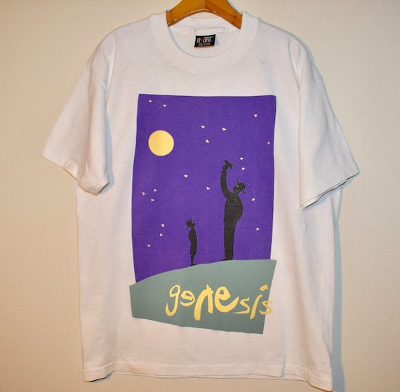 Rare 1992 Genesis Tour Shirt