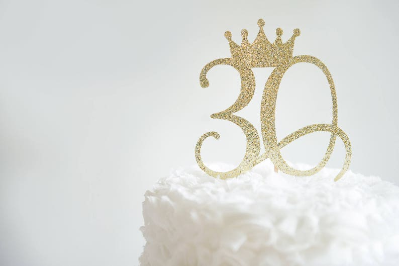 30th Birthday For Her Thirtieth Birthday Crown Dirty 30 Birthday Adult Birthday Crown Adult Flirty Thirty Birthday Crown For Adult