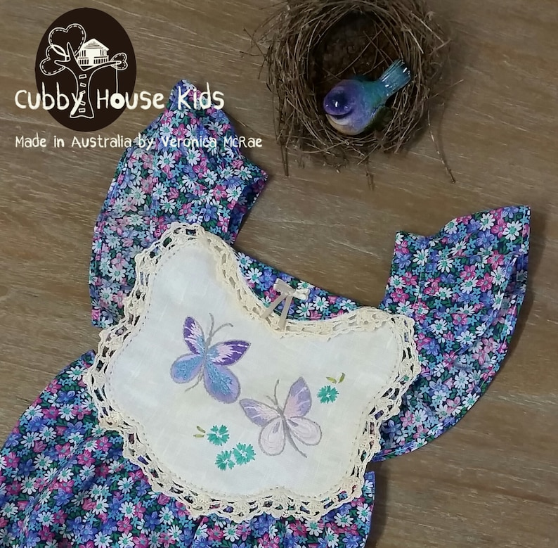 e3634602cd3 Unique OOAK Rompers Baby Size 3 6 months. Up-cycled vintage
