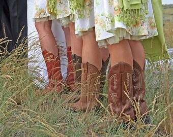 Cowboy Handmade Boots
