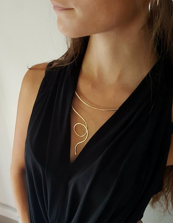 ART FOR BODY original and unique! - seductive and bold - contemporary jewelry - high fashion - art to wear - sculpture to wear