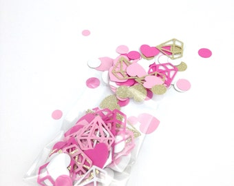 Confetti - Wedding Table Confetti - Bridal Shower - Engagement Party - Birthday Party - Celebrate - Gold Glitter